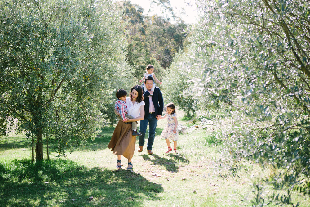 Portrait Photography Canberra, Family Photography, Canberra, olive grove
